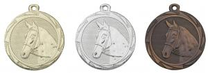 E3010 medaille paard